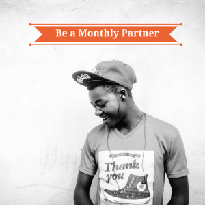 Be a Monthly Partner
